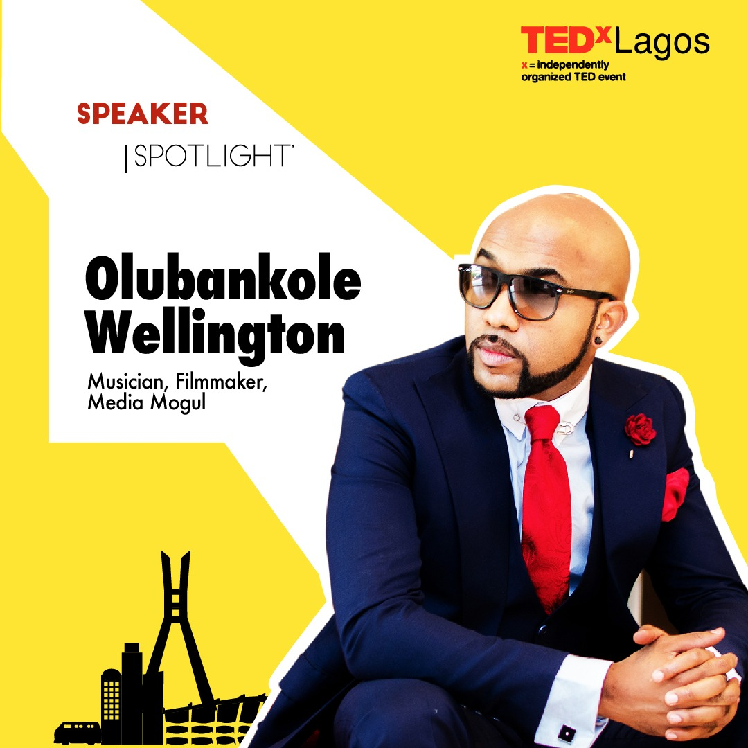 TED talk with Banky W